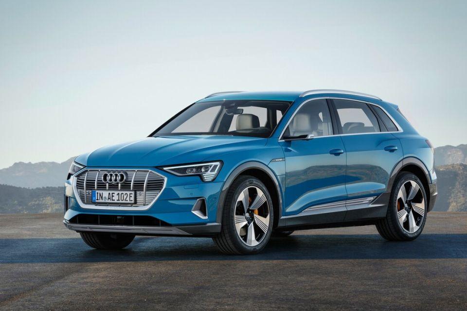 Audi e-Tron, primeiro elétrico da marca, chega ao Brasil em abril