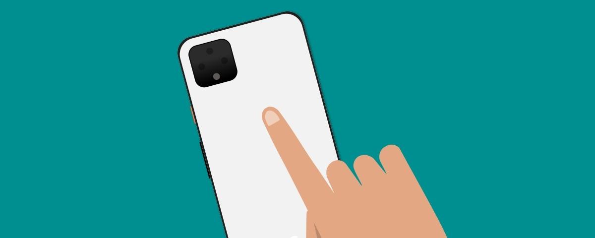 Imagem de: 2 toquinhos nas costas: novo gesto do Android 11 é descoberto