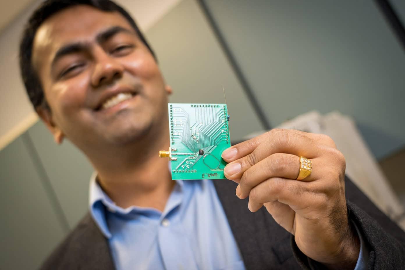 Novo chip Wi-Fi consome até 5 mil vezes menos energia