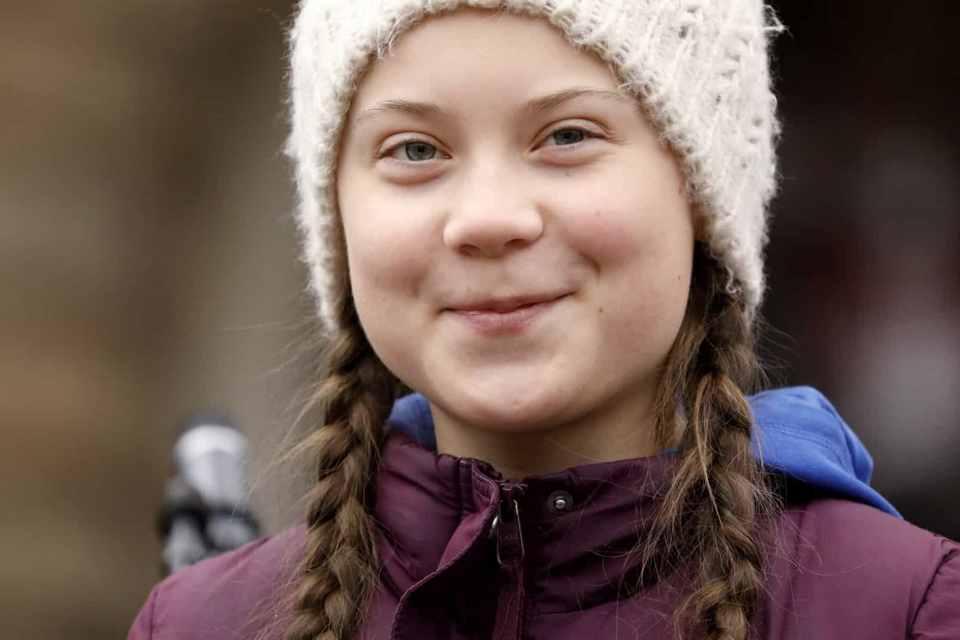 Nova espécie de caracol é batizada em homenagem a Greta Thunberg