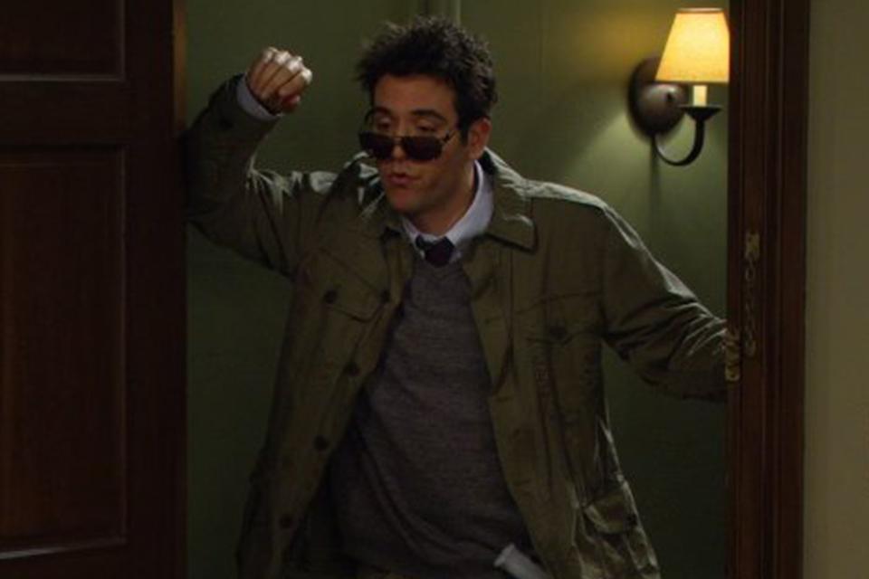 Josh Radnor interpreta Ted Mosby de HIMYM em Hunters?