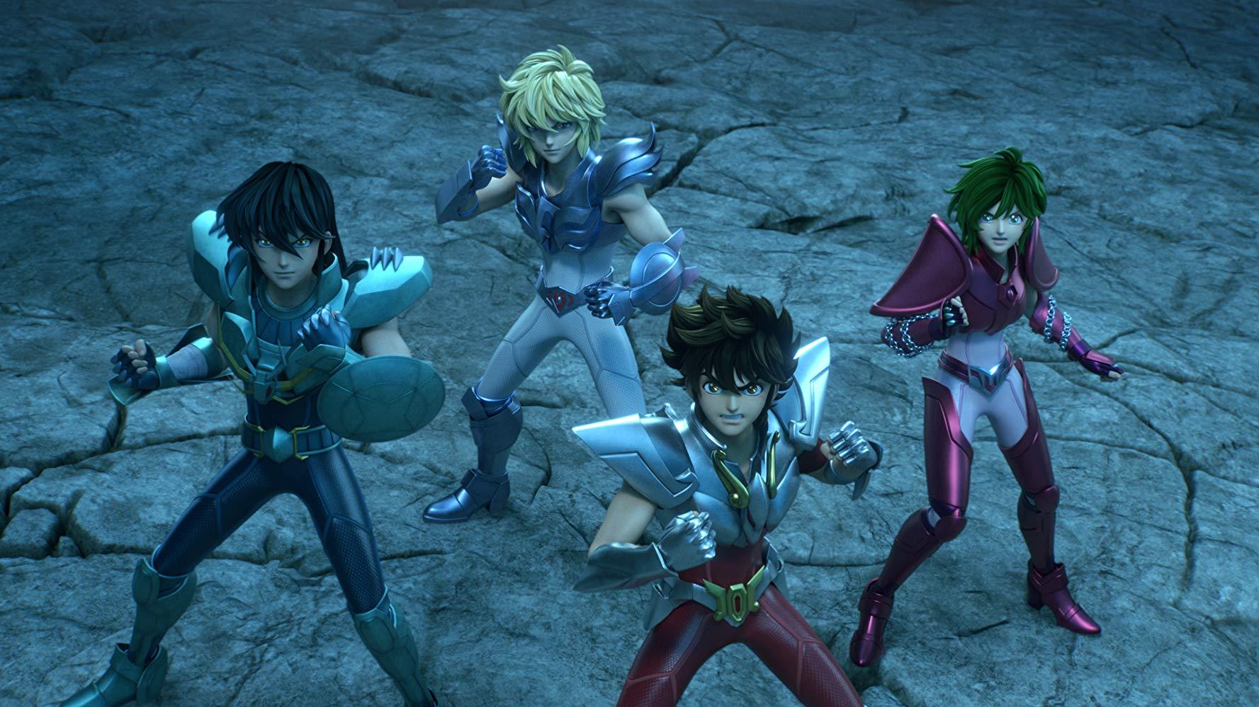 Netflix produzirá animes originais junto a criadores japoneses
