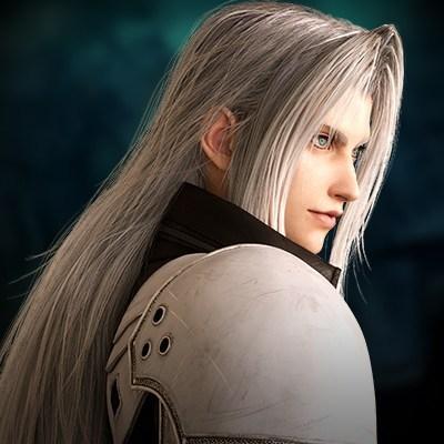 Final Fantasy VII Remake ganha wallpapers de Sephiroth, avatares e mais