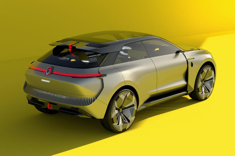"""Morphoz: elétrico da Renault """"cresce"""" para caber mais bateria"""