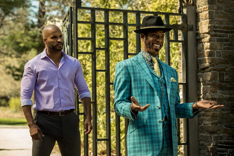 American Gods: Orlando Jones expõe os problemas de bastidores