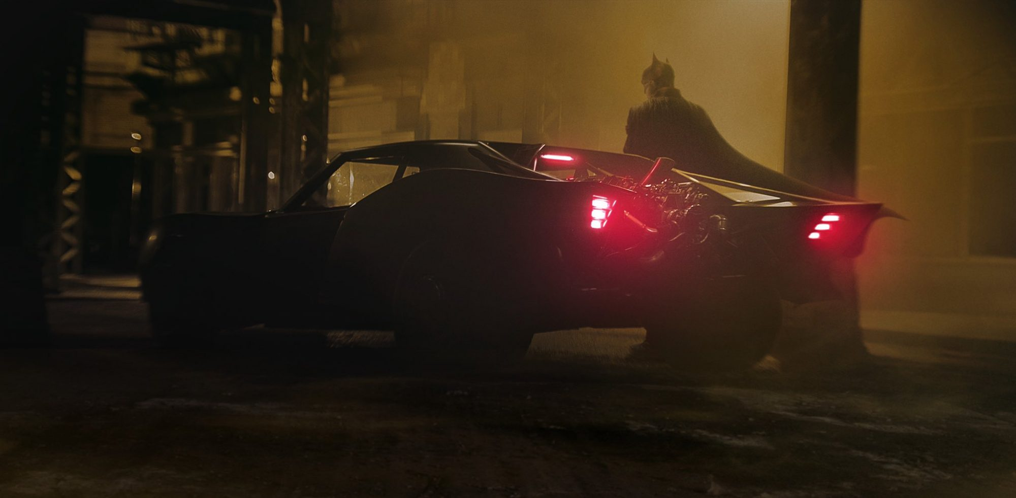 The Batman: diretor revela o visual do novo batmóvel