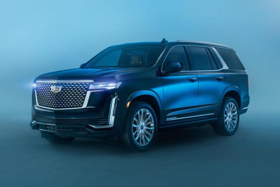 Cadillac confirma SUV elétrico: 643 km de autonomia e 1.000 HP