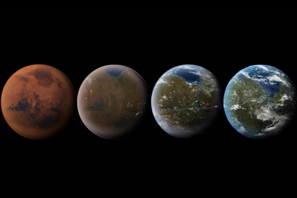 Marte habitável? Como seria a terraformação do Planeta Vermelho