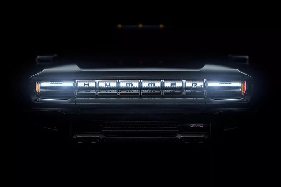 Rival da Cybertruck, Hummer EV da GM tem detalhes revelados