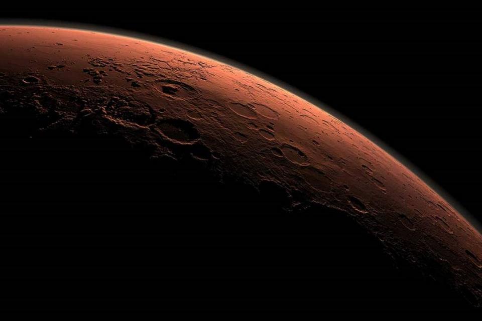 Curiosity encontra possível vestígio de vida em Marte