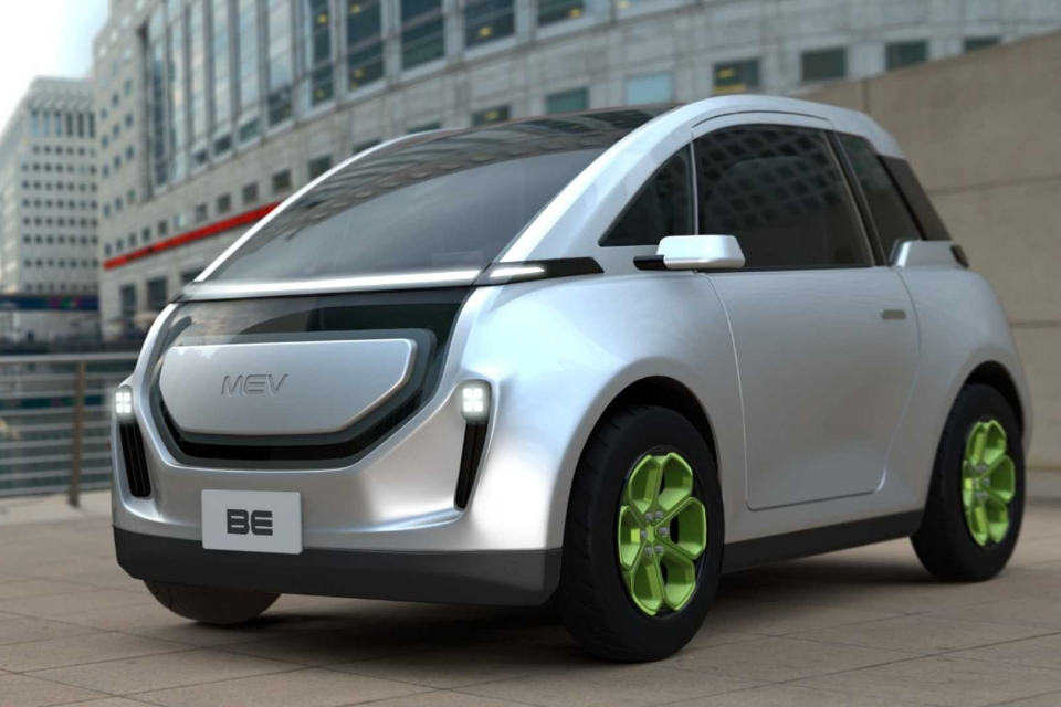 'BeeAnywhere' quer ser o carro elétrico mais barato do mundo