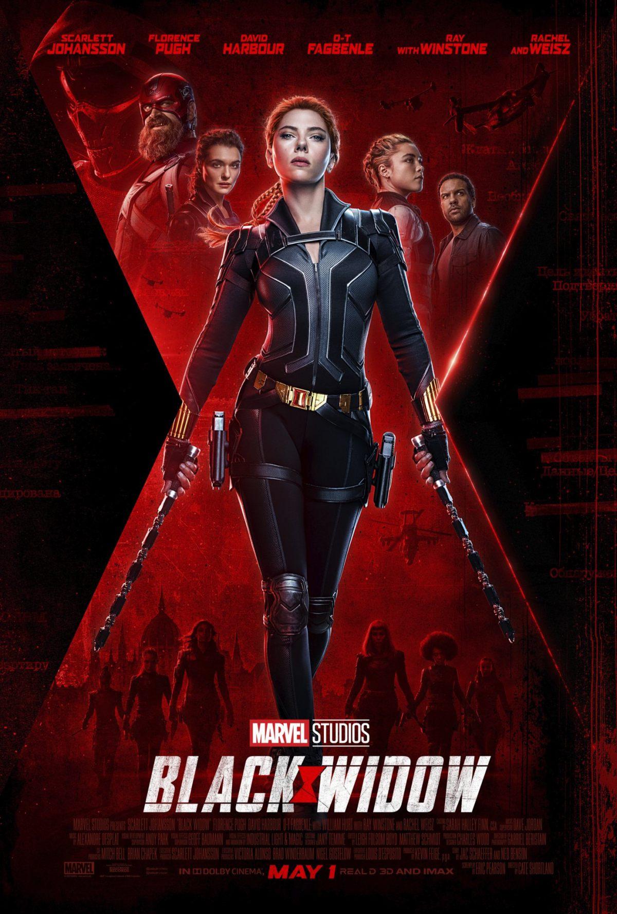Viúva Negra: confira o trailer final do novo filme da Marvel