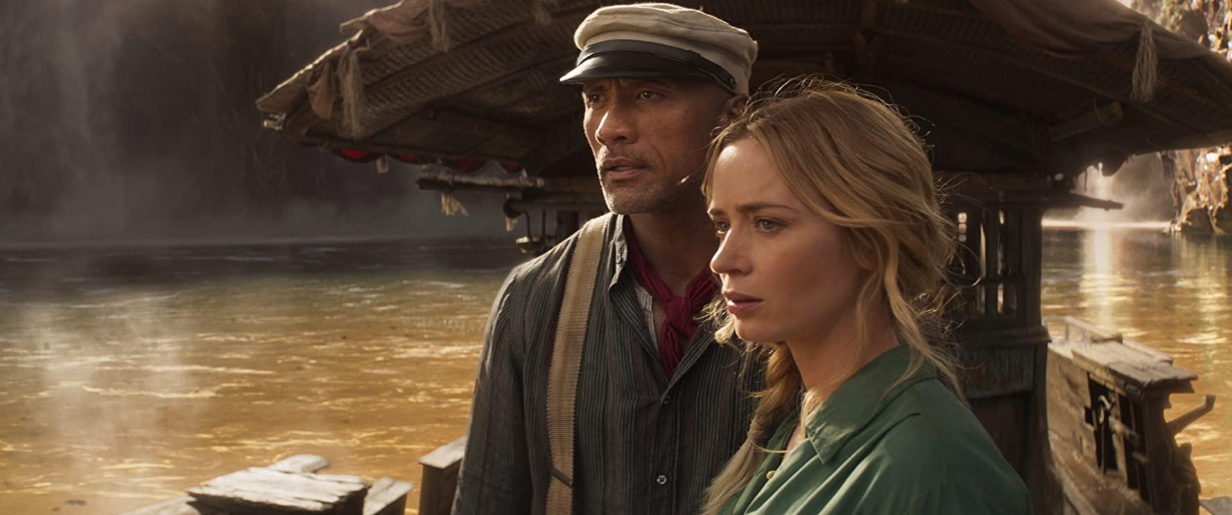 Jungle Cruise: Dwayne Johnson em trailer cheio de ação e comédia ...
