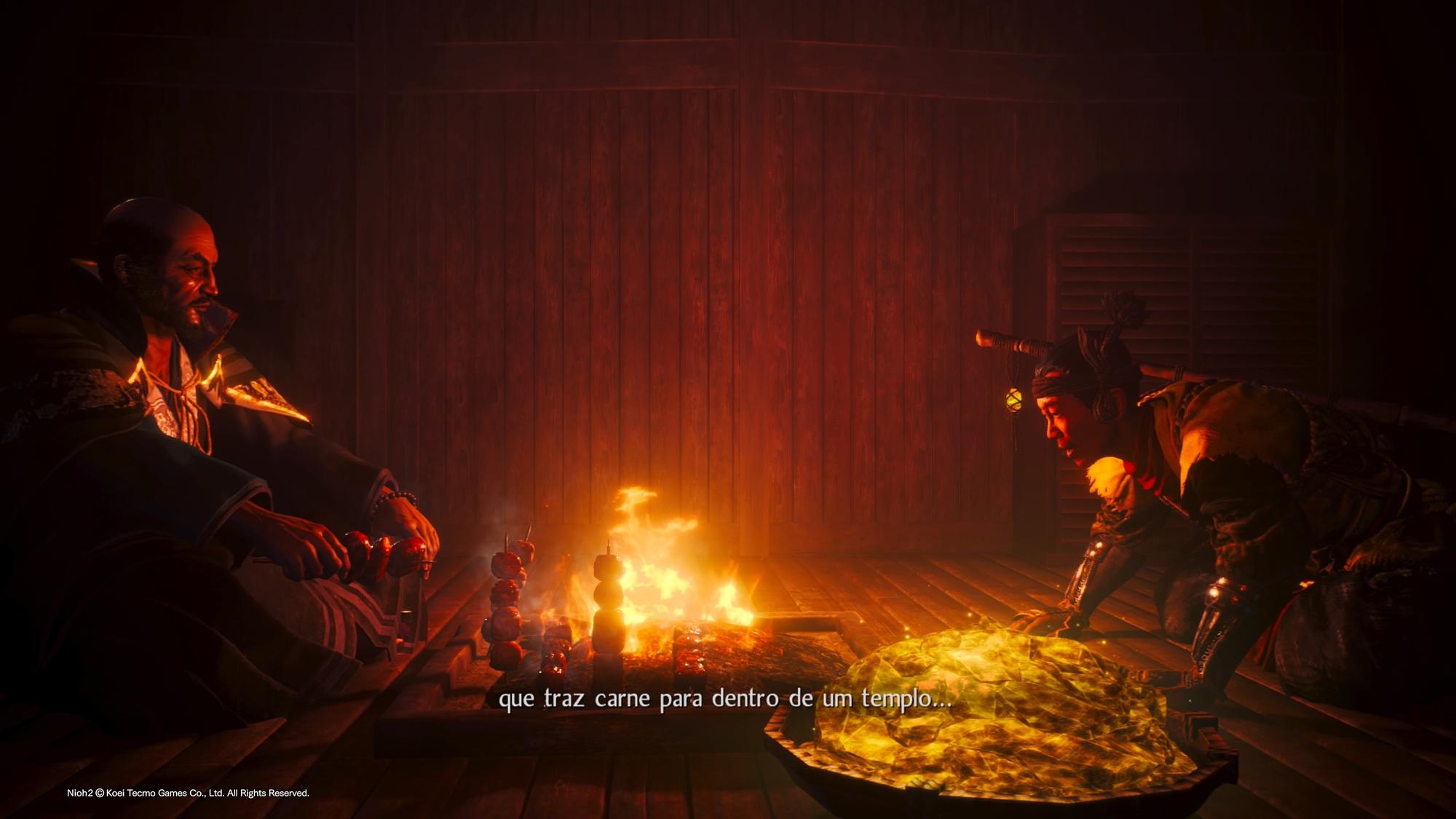 Nioh 2 é uma carta de amor aos fãs do 1 e convite do diabo aos novatos