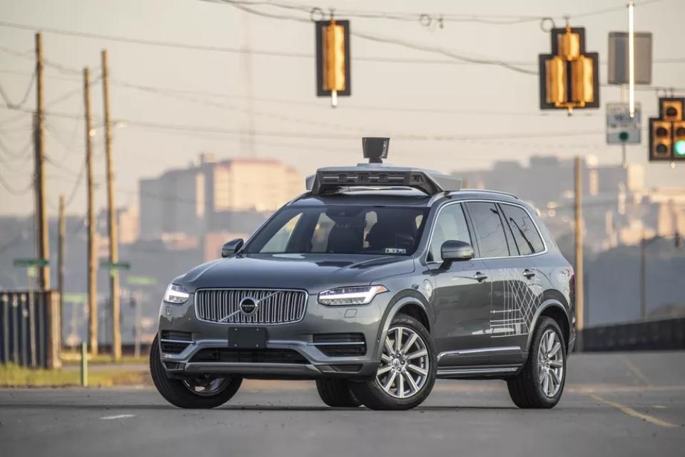 Uber recomeça testes com veículos autônomos em São Francisco