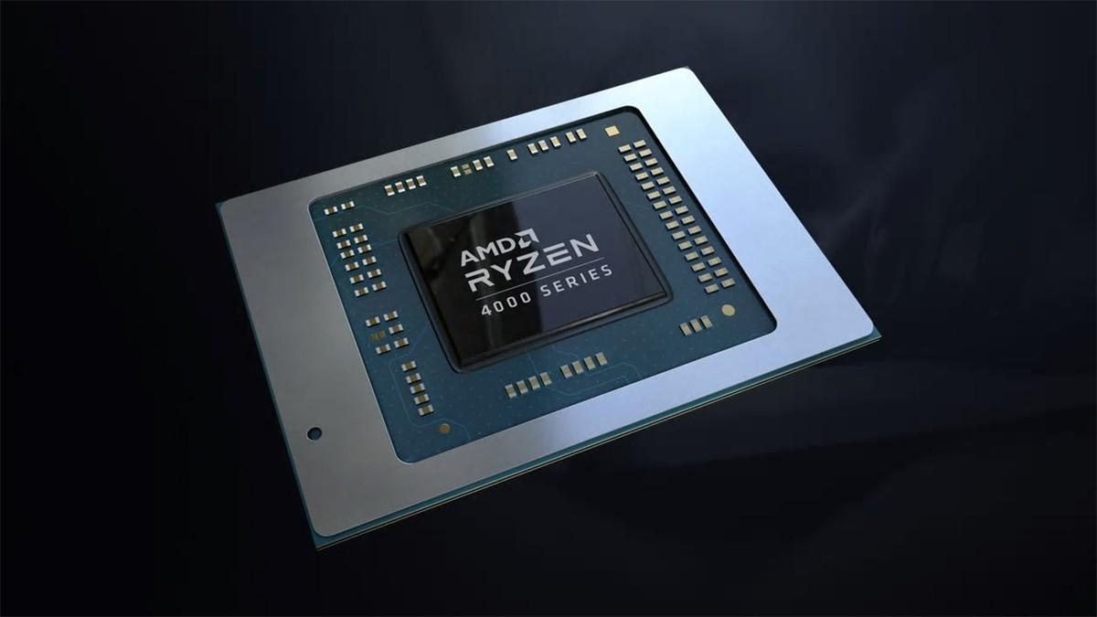 AMD lança processadores móveis Ryzen 4000; CPU e iGPU em 7nm