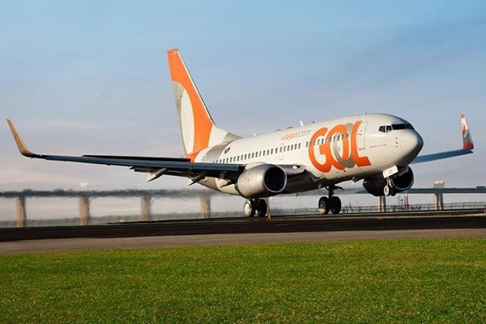 Coronavírus: voos internacionais da Gol são suspensos até 30 de junho