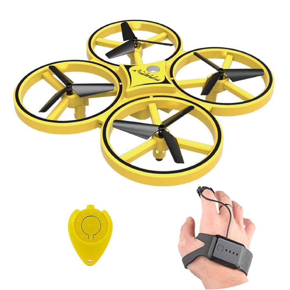 Imagem: Drone Mini infravermelho com indução pela mão, ZF04 RC