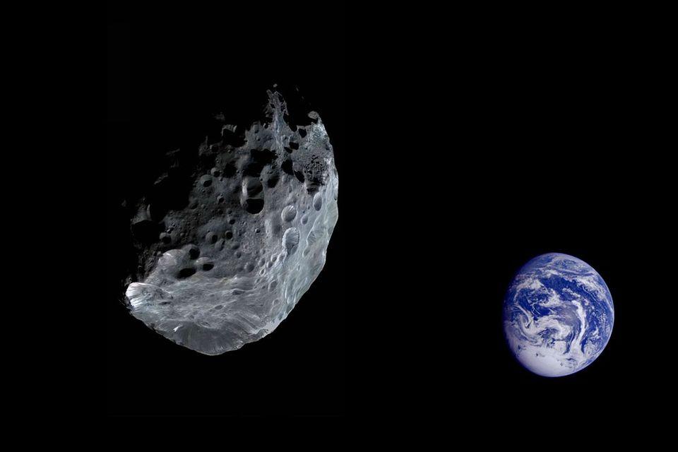 Asteroide gigantesco passará 'perto' da Terra em abril, diz NASA