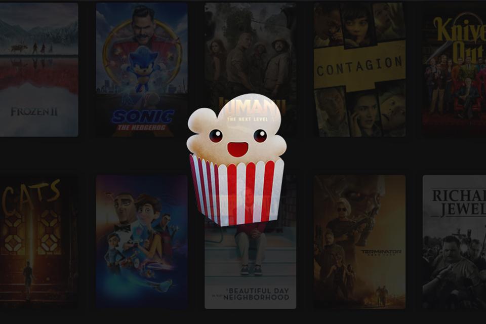 """Popcorn Time anuncia retorno: """"amor em tempo de corona"""""""