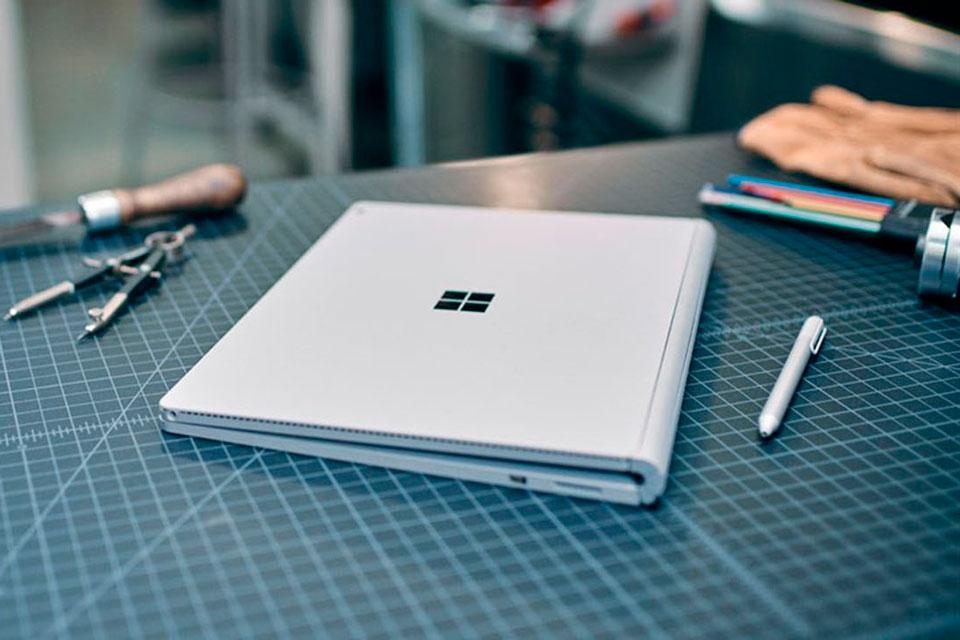 Microsoft pode lançar novo Surface com processador AMD Ryzen