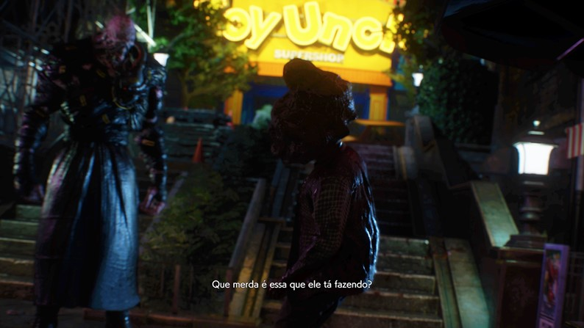 Demo de Resident Evil 3 revela novo inimigo e trailer de arrepiar