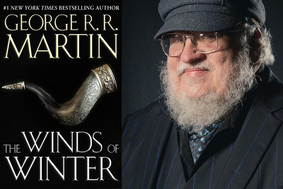 George RR Martin escreve próximo livro de GoT durante quarentena