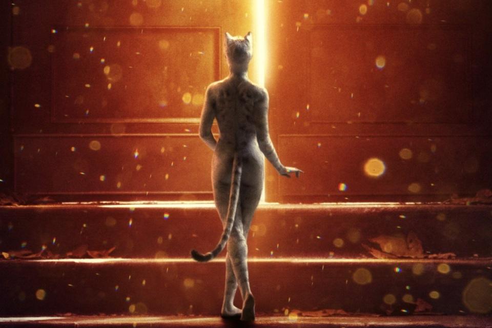 Cats: versão original supostamente mostraria as partes íntimas dos felinos
