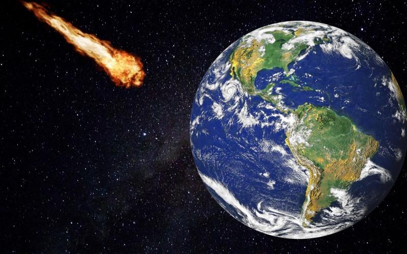 Covid-19 teria vindo junto com asteroide? Improvável!