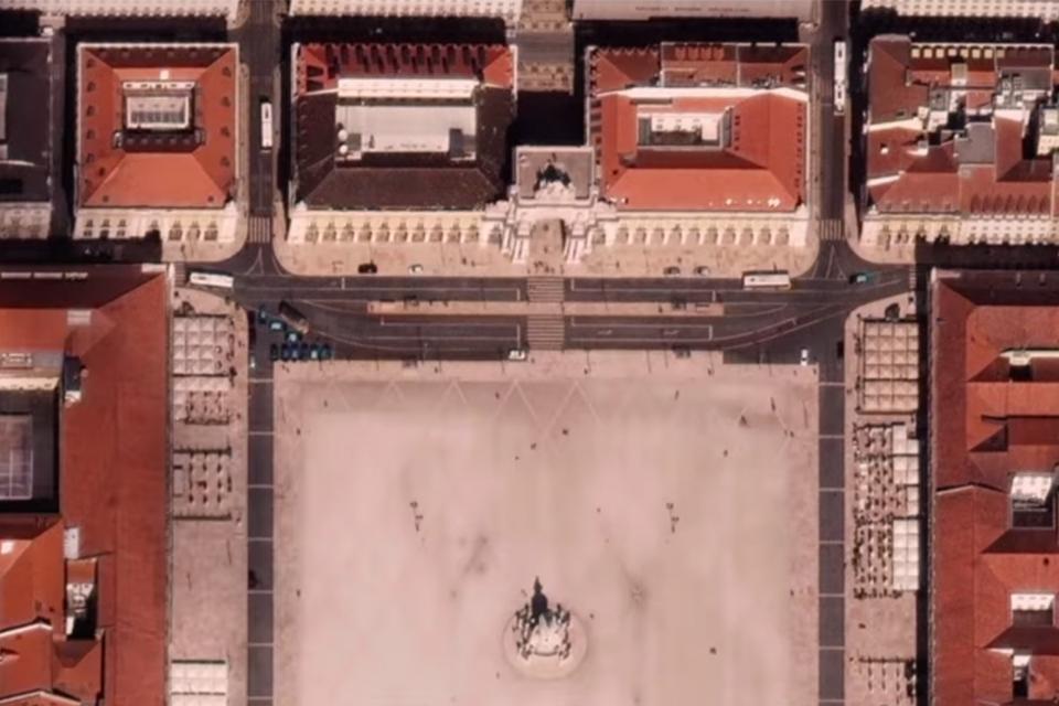 Antes e depois do COVID-19: imagens de satélite mostram mudanças