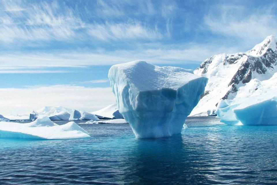 Mudança climática: degelo na Antártica e Groenlândia está 6x maior