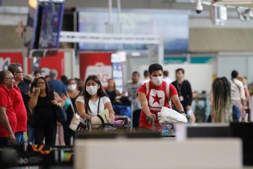 Covid-19: Anvisa detalha como será a fiscalização em aeroportos