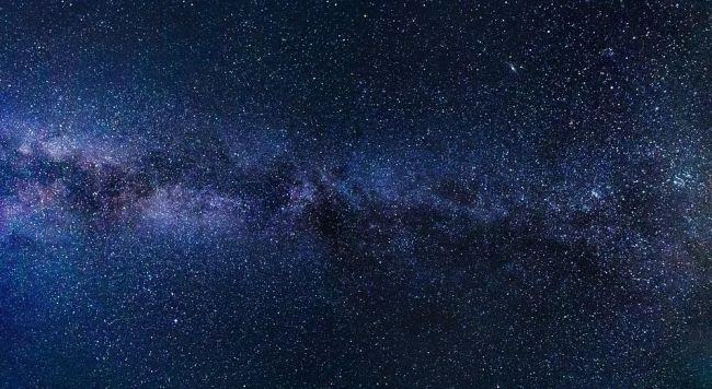 A maior parte da Via Láctea é composta de matéria escura.