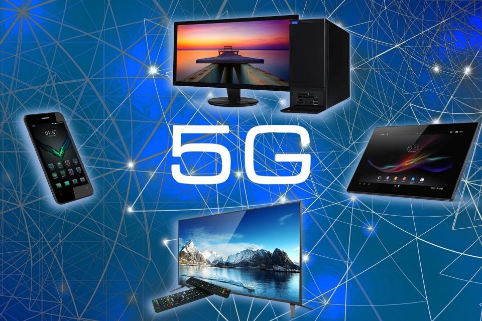 Adoção do 5G está sendo muito mais rápida que o 4G e 3G