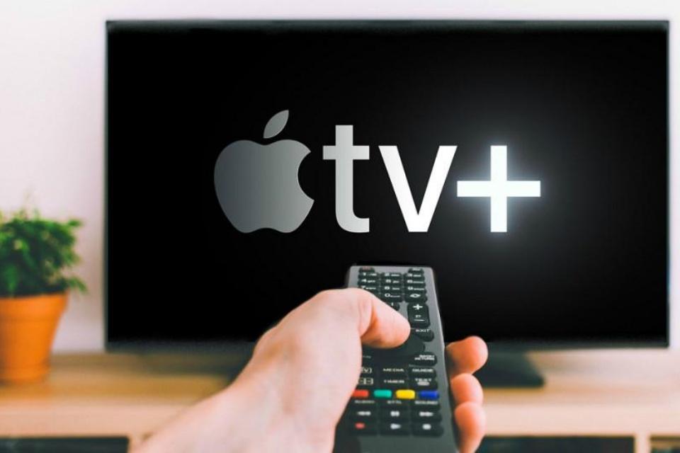 Diferente das rivais, Apple TV+ cresce só 10% com a quarentena