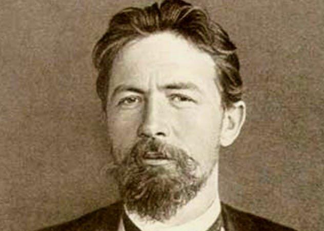 Chekhov escreveu alguns de seus contos mais famosos durante a quarentena