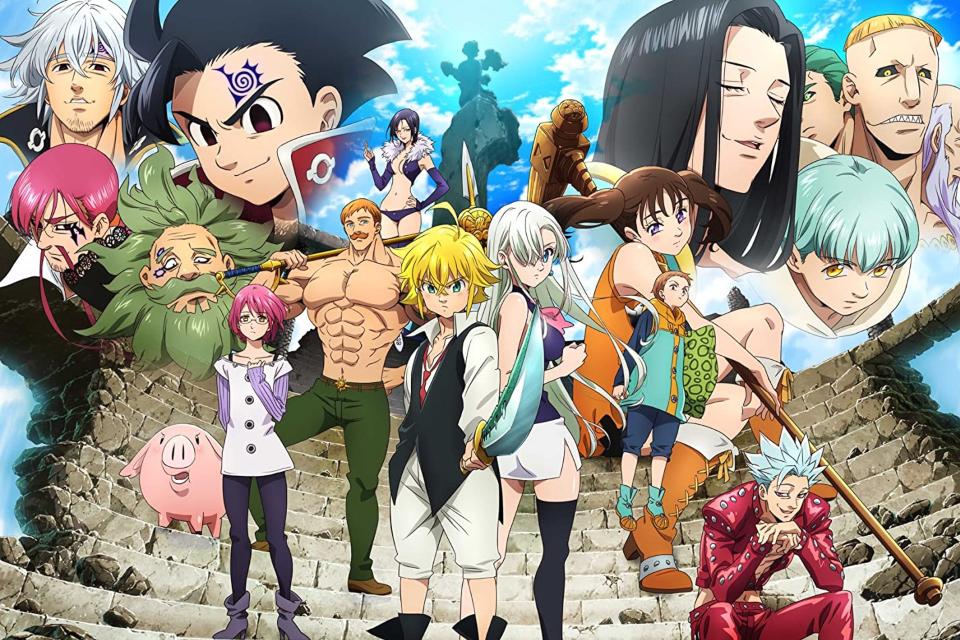 The Seven Deadly Sins: continuação do anime ganha primeiro trailer