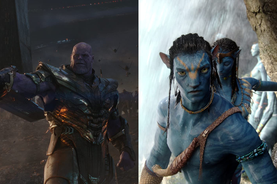 Cinemas na China vão relançar Vingadores, Interestelar e Avatar