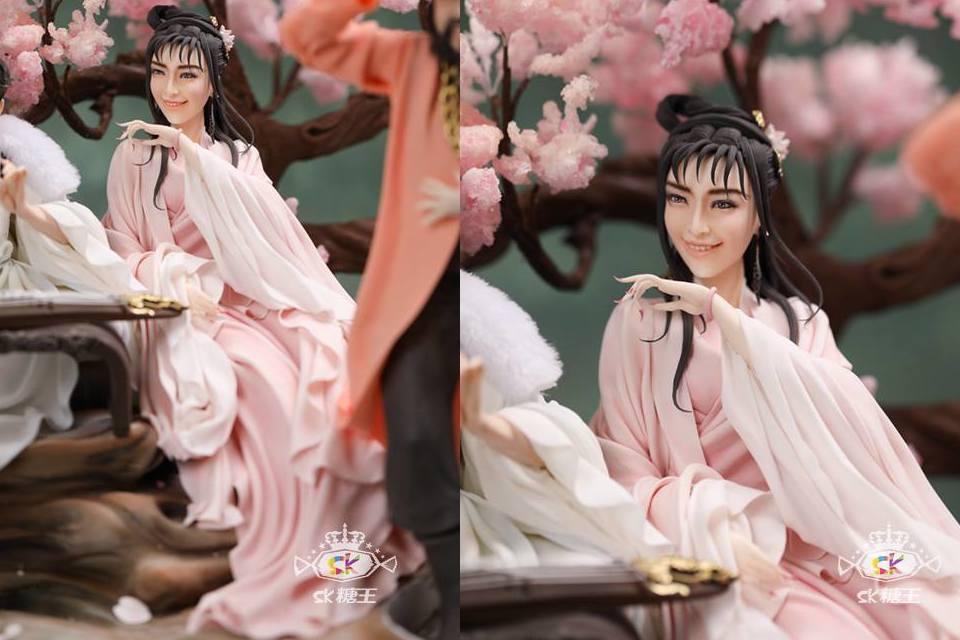 Conheça es esculturas feitas pelo Rei do Açúcar chinês