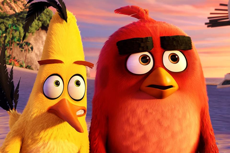 Netflix encomenda série animada de Angry Birds
