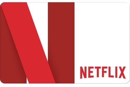 Gift Card Digital Netflix