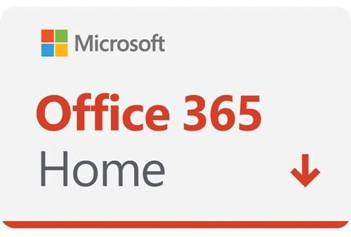Gift Card Digital Microsoft Office 365 Home com 1TB HD Virtual, 12 Meses