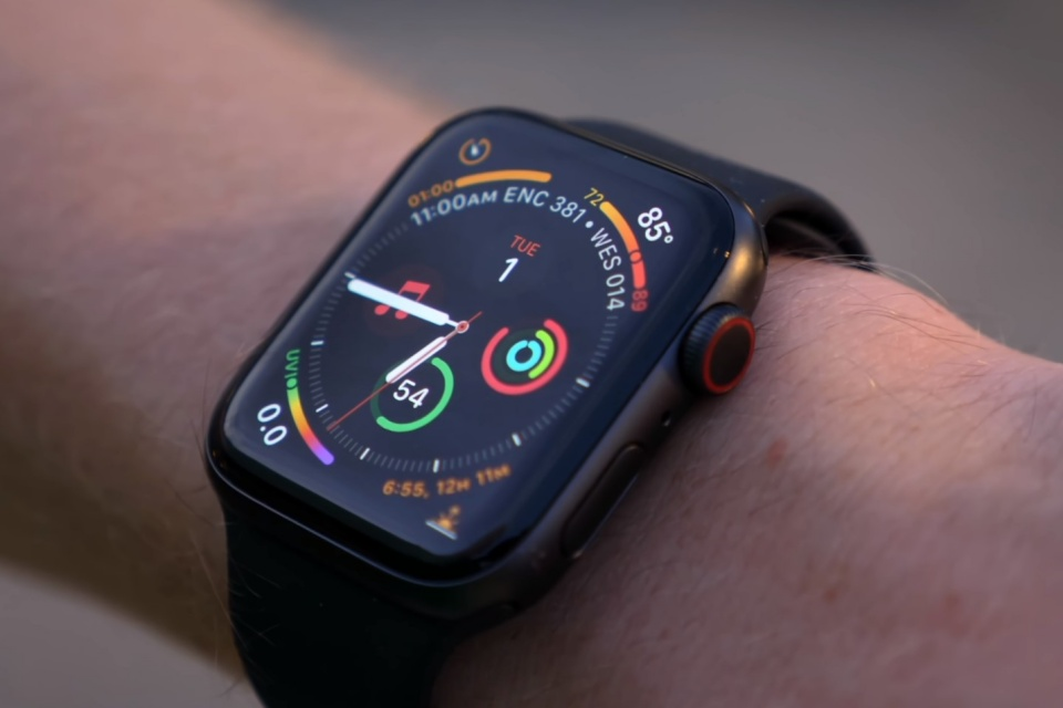 Apple pode introduzir sensor biométrico no Apple Watch [rumor]