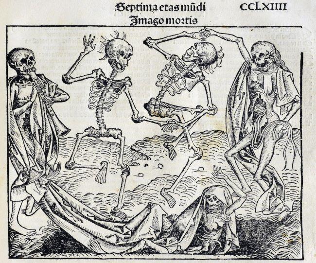 (Fonte: Anton Koberger, 1493/Dominío público/Reprodução)