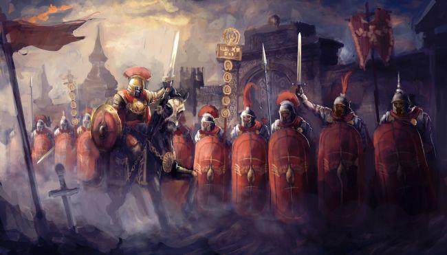Os soldados romanos provavelmente trouxeram a doença de volta para casa, dando início a Peste Antonina. (Fonte: Shutterstock/Reprodução)