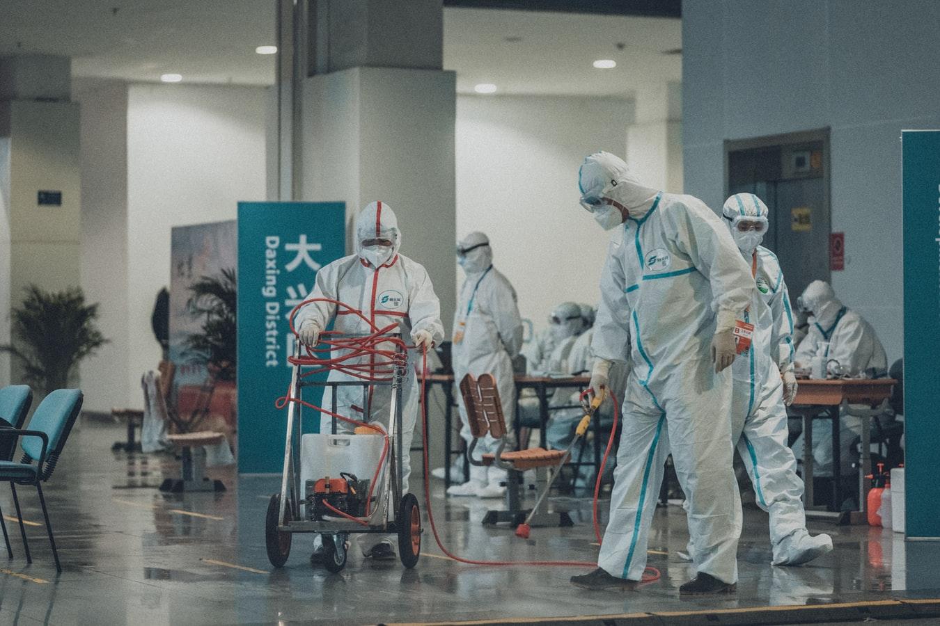 China foi o primeiro país a controlar a epidemia de coronavírus