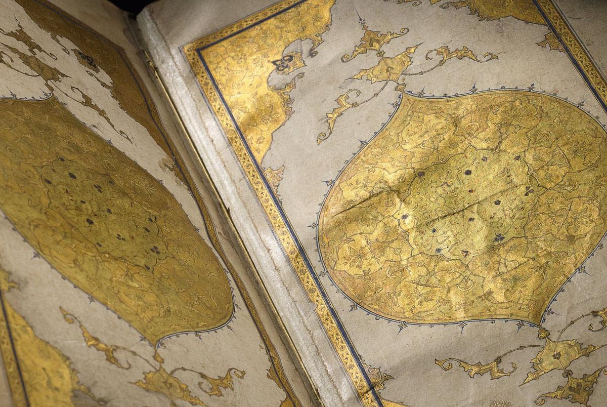 Indiana Jones da Arte Perdida recupera manuscrito raríssimo