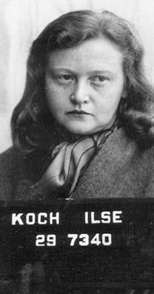 Ilse Koch presa