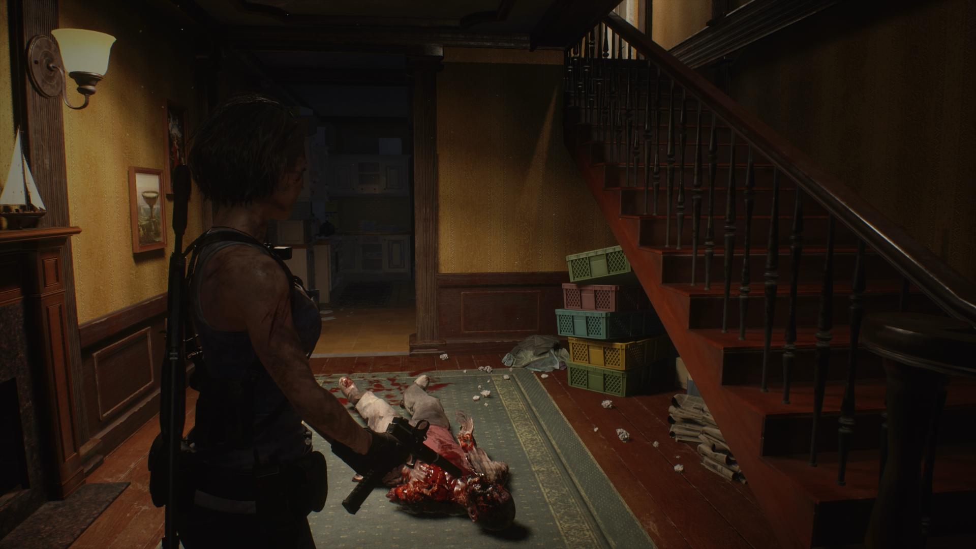 Resident Evil 3 até brilha, mas é ofuscado pela sombra do que poderia ser