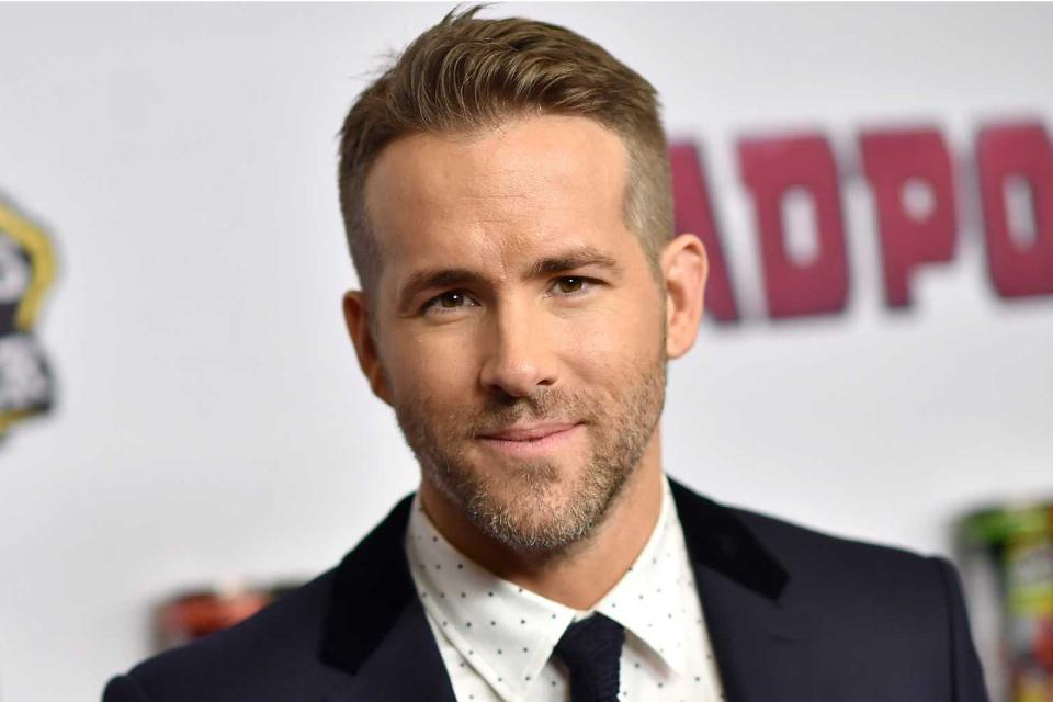 Ryan Reynolds deve estrelar adaptação do jogo Dragon's Lair